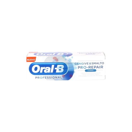 ORAL B DENTIFRICIO GENGIVE & SMALTO PRO-REPAIR CLASSICO 75ML
