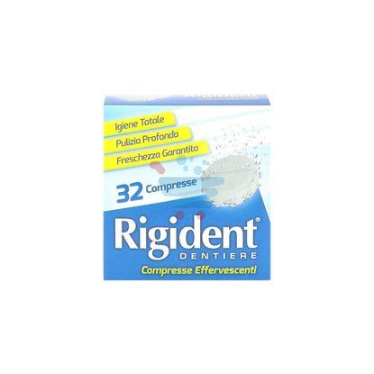 RIGIDENT DENTIERE 32 COMPRESSE EFFERVESCENTI