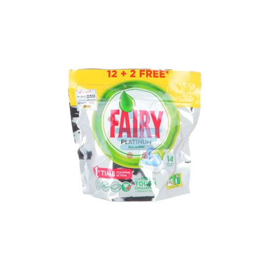 FAIRY PLATINUM ALL IN ONE X14