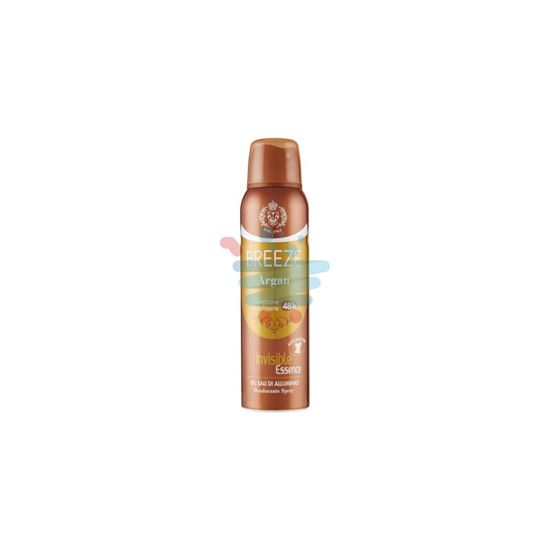 BREEZE DEODORANTE SPRAY ARGAN ML.150