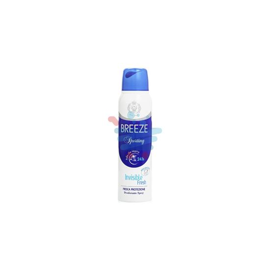BREEZE DEODORANTE SPRAY SPORTING 150 ML.
