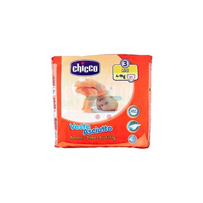 CHICCO PANNOLINI 3 MIS. 4-9 KG