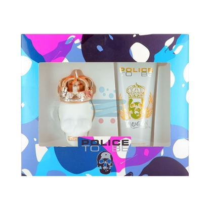 POLICE TO BE THE QUEEN EDT+LOT