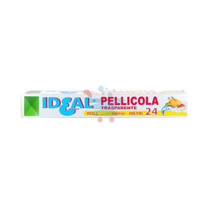 IDEAL PELLICOLA TRASPARENTE MT.24