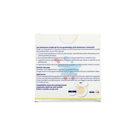 NIVEA Q10 CUSHION MEDIUM ML.15