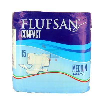 FLUFSAN COMPACT MEDIUM X15