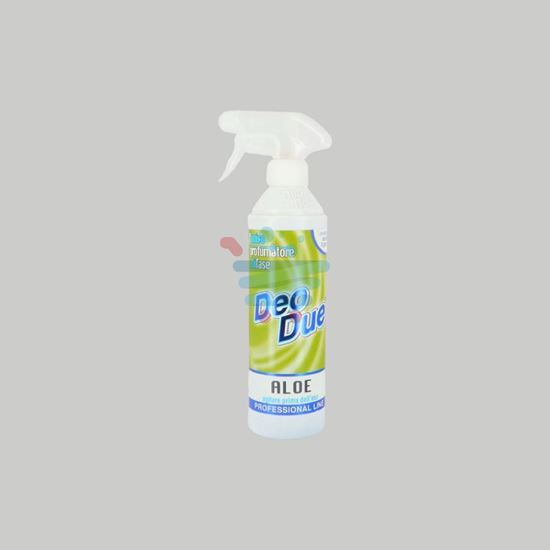 DEO DUE PROFUMATORE BIFASE 500ML ALOE