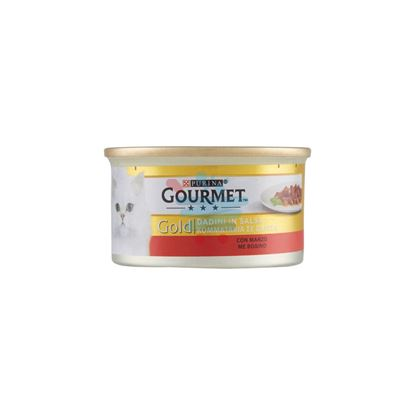 GOURMET GOLD MOUSSE MANZO GR.85