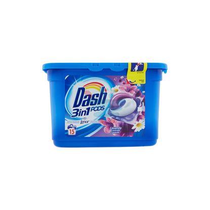 DASH PODS 3IN1 LAVANDA X15