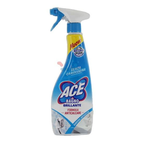 ACE BAGNO SPRAY BRILLANTE ANTICALCARE 500ML