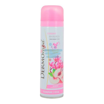 DERMOMED DEODORANTE SPRAY FRANGIPANE E PESCA 150ML