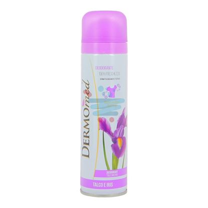 DERMOMED DEODORANTE SPRAY TALCO E IRIS 150ML