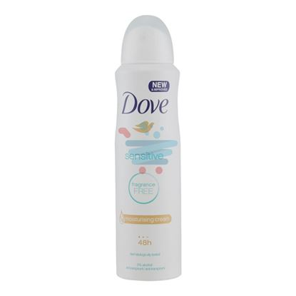 DOVE DEODORANTE SPRAY PURE SENSITIVE 150ML