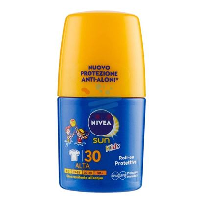 NIVEA SUN ROLL-ON SPF 30ALTA KIDS 50ML