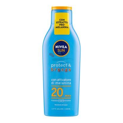 NIVEA SUN PROTECT & BRONZE FP 20 200ML