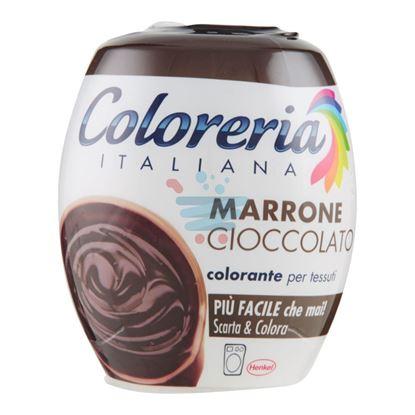 COLORERIA ITALIANA MARRONE CIOCCOLATO 350GR