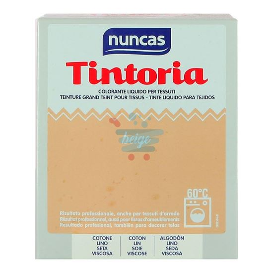 NUNCAS TINTORIA COLORANTE LIQUIDO BEIGE 100 ML