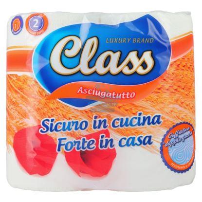 CLASS ASSCIUGATUTTO  2 ROTOLI 2 VELI CARTACUCINA