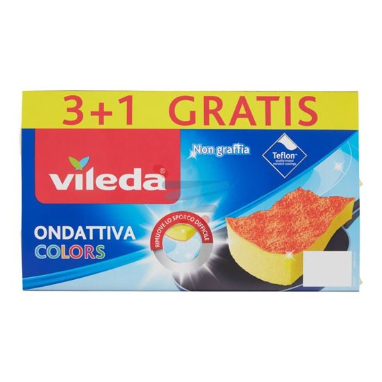 VILEDA ONDATTIVA COLORS 3+1