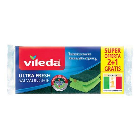 VILEDA ULTRA FRESH SALVAUNGHIE 3 PEZZI