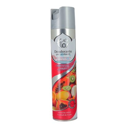 AIR FLOR DEODORANTE AMBIENTE COCKTAIL FRUIT 300ML