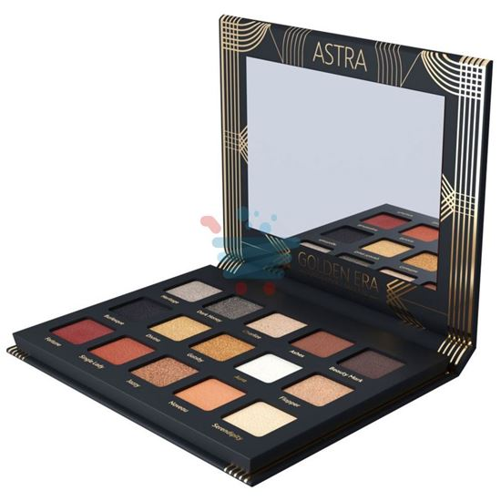 ASTRA PALETTE GOLDEN ERA EYESHADOW PALETTE