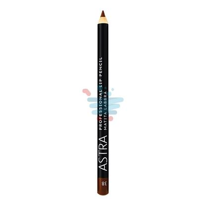 ASTRA PROFESSIONAL LIP PENCIL MATITA LABBRA 38