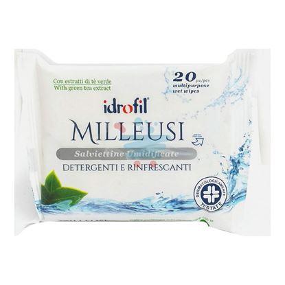 IDROFIL SALVIETTE MULTIUSO 20PZ