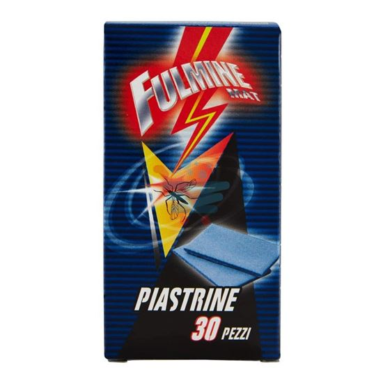 FULMINE PIASTRINE 30PZ