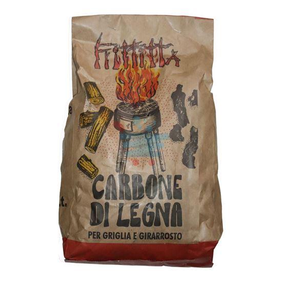 FRITTITTA CARBONE DI LEGNA 3LT