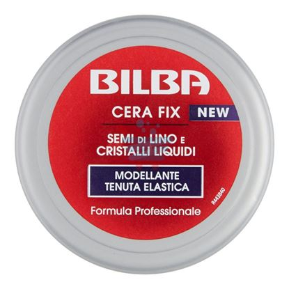 BILBA CERA FIX SEMI DI LINO 100ML
