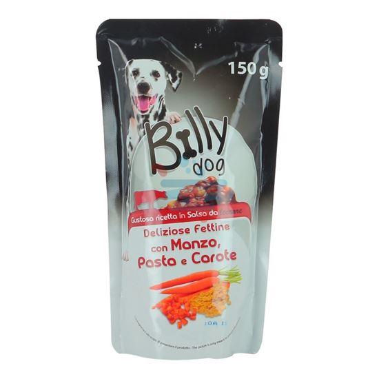 BILLY DOG BUSTA MANZO E VERDURE 150GR