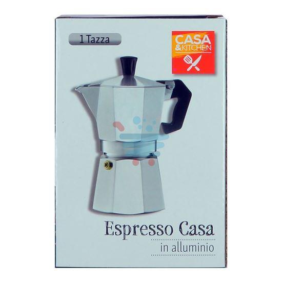 CASA&KITCHEN CAFFETTIERA ESPRESSO 1 TAZZA