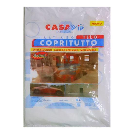 CASAVIP TELO COPRITUTTO HDPE IN BUSTA 4X4 MT