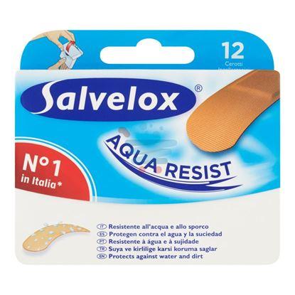 SALVELOX AQUA RESIST IPOALLERGENICI 12 CEROTTI