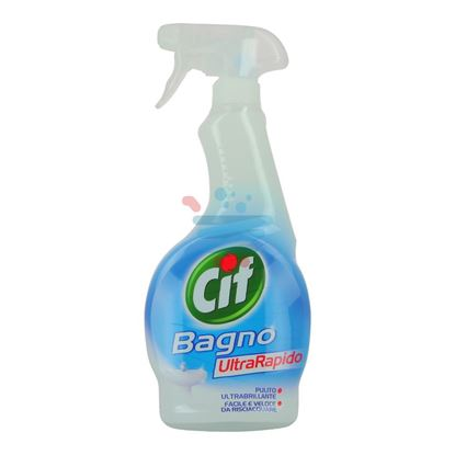 CIF BAGNO ULTRARAPIDO 500ML