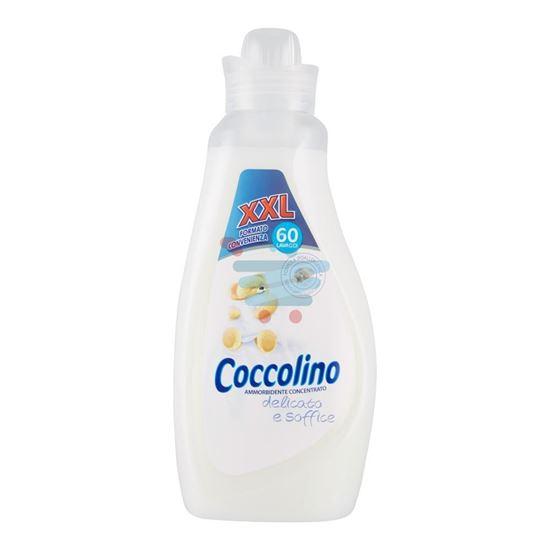 COCCOLINO AMMORBIDENTE CONCENTRATO DELICATO E SOFFICE 1.5LT