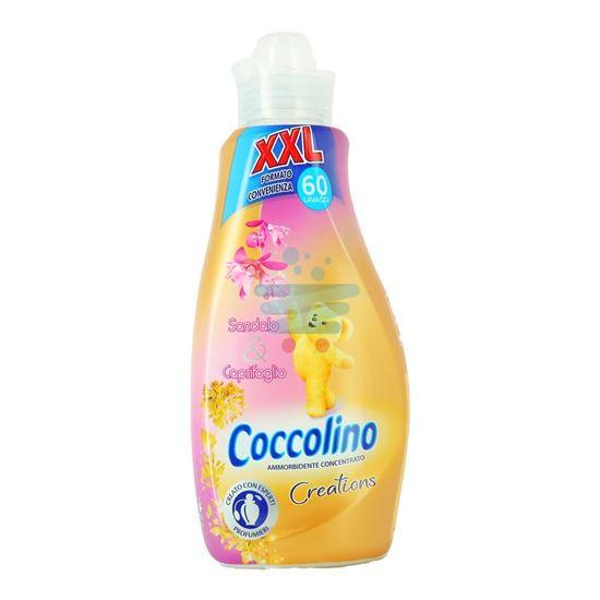 COCCOLINO CONCENTRATO SANDALO E CAPRIFOGLIO 1,5LT