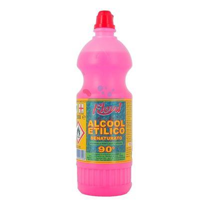 FLOYD ALCOOL ETILICO DENATURATO 500ML