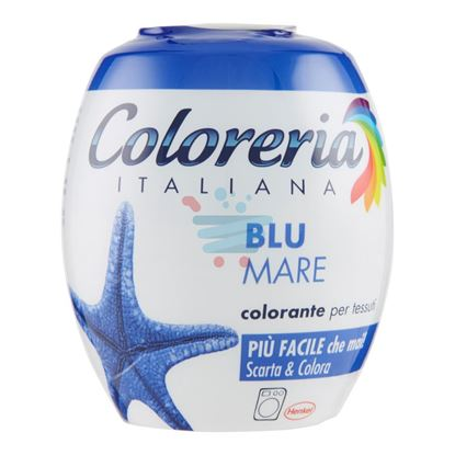 COLORERIA ITALIANA BLU MARE 350GR