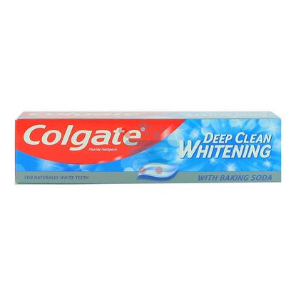 COLGATE DENTIFRICIO WHITENING DEEP CLEAN 100ML