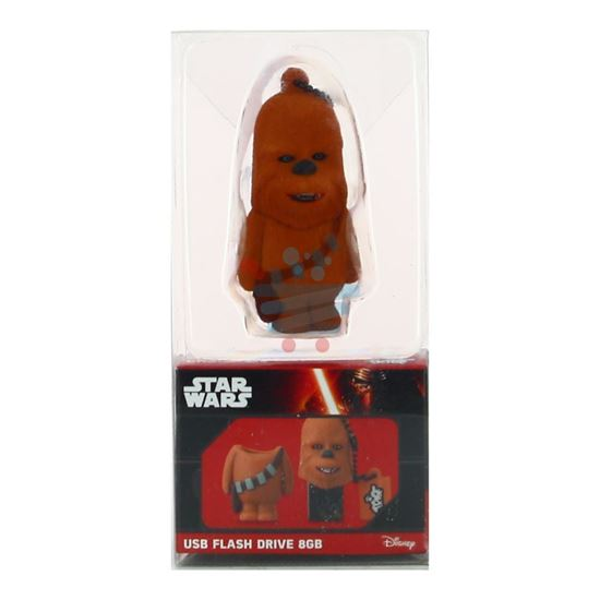 DISNEY STAR WARS PENDRIVE 8GB CHEWBACCA