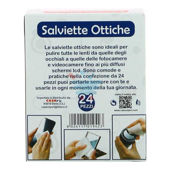 CASAVIP SALVIETTE OTTICHE 24PZ