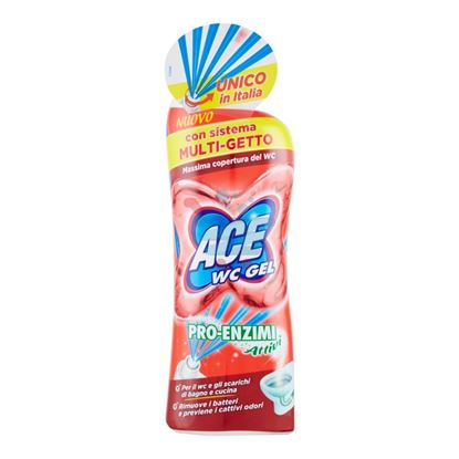 ACE WC GEL CON SISTEMA MULTI-GETTO 700ML