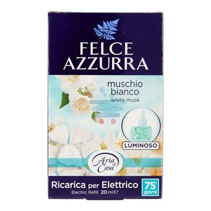 FELCE AZZURRA ARIA DI CASA RICARICA PER ELETTRICO MUSCHIO BIANCO 20ML