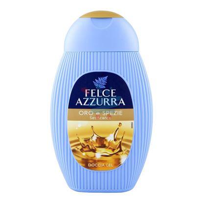 FELCE AZZURRA DOCCIA ORO E SPEZIE 250ML