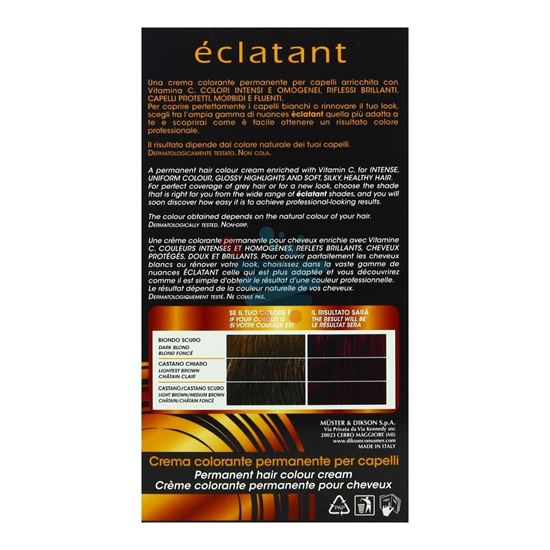 DIKSON ECLATANT SHAMPOO COLOR MOGANO 550