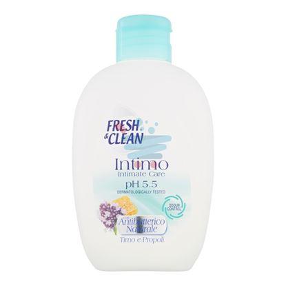 FRESH&CLEAN INTIMO PH 5.5 CON ANTIBATTERICO NATURALE TIMO E PROPOLI 200 ML