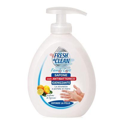 FRESH&CLEAN SAPONE LIQUIDO ANTIBATTERICO 300 ML