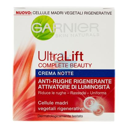 GARNIER SKIN NATURALS ULTRALIFT COMPLETE BEAUTY CREMA NOTTE 50 ML
